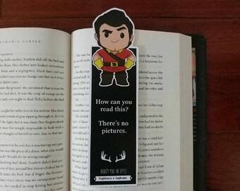 Boorish and Brainless Admirer Bookmark