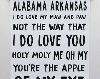 Edward Sharpe Quote Canvas Wall Banner|Gifts Under 35|Song Lyrics-Home by Edward Sharpe Sign|College Room Wall Hanging|Housewarming Gift