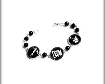 Depeche Mode Bracelet