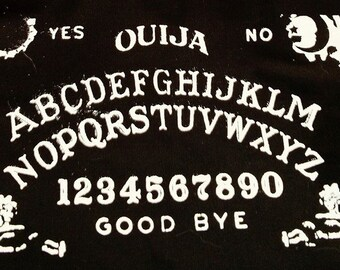 Ouija Board Patch | Psychic | Spirit | Good and Evil | Ghost | 5 x 3