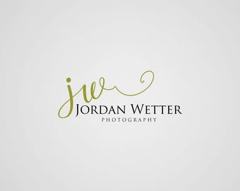 Watermark logo. Custom logo. watermark. photographer logo