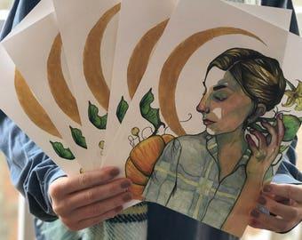 Art Print- Harvest