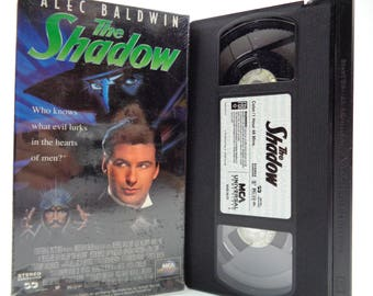 The shadow VHS Tape
