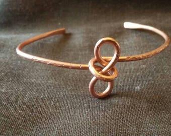 Figure 8 Textured Bangle Bracelet