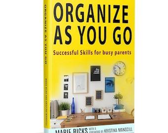 Organized As You Go (Ebook)