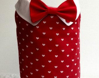 Valentine's Day Dog Vest, Dog Harness Vest, Dog Harness Vest, Dog Clothes, Dog Clothing