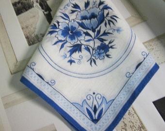 Vintage Handkerchief - Gift for Bride
