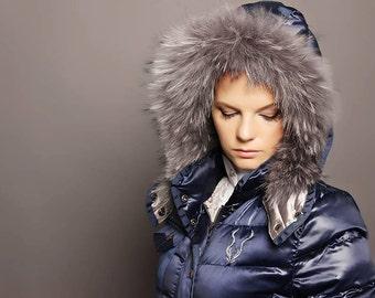 KUDU Blue Ice Down Jacket