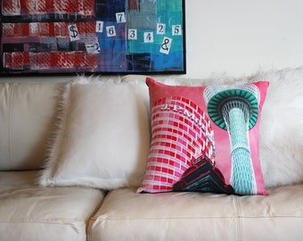 Sydney Tower Cushion