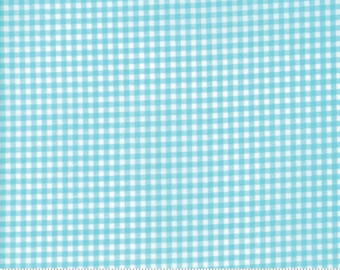 Badda Bing Turquoise 22345 14 by Me and My Sister Designs for Moda Fabrics