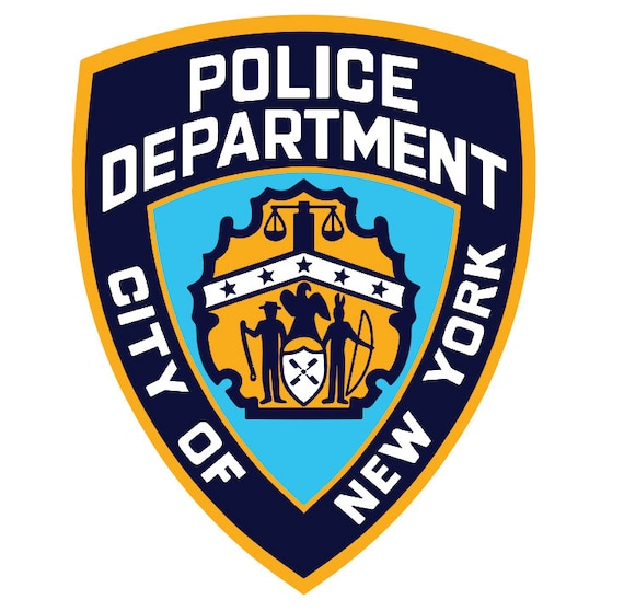 nypd shield new york city police department svg file rh etsy com nypd logo wallpaper nypd logo font