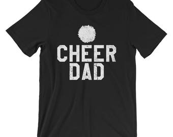 Cheer Dad Shirt - Cheer Dad Gift Ideas - Gift for Cheer Dad T-Shirt - Cheerleading Dad Shirt - Cheerleader Dad Shirt - Father of Cheerleader