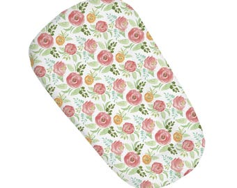 Non Personalized Quick Change Covers for DockATot™ - Floral Field