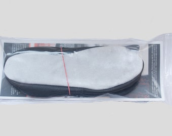 leather sole for slipper in size 36/37