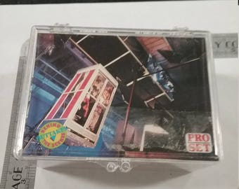 Used 1991 pro set Behind the scenes  Trading Cards