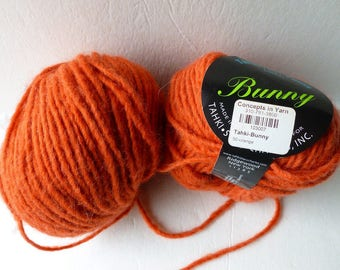 Yarn Sale  - Tomato 50 Bunny by Tahki Stacy Charles