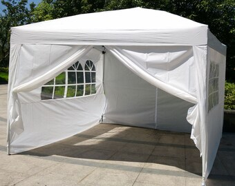 10 x 10 Canopy Tents