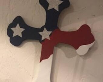 Wooded Crosses
