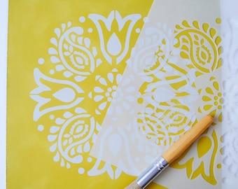 Janpath Stencil