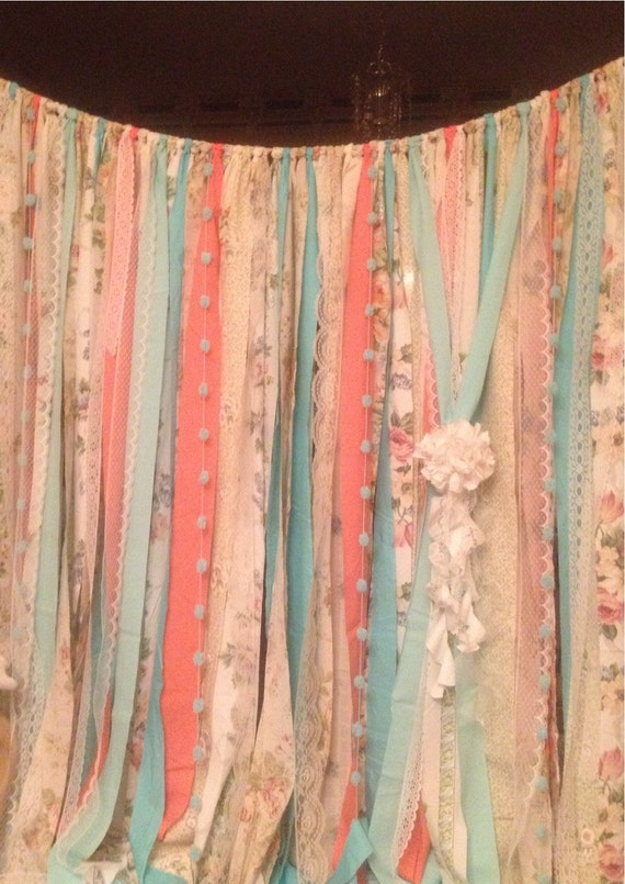 Vintage Baby Fabric Nursery