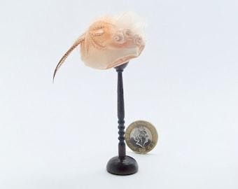 Dollshouse Miniature 1/12th Scale Silk Hat