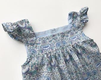 4t - dress Fanny Liberty Lodden Butterfly