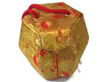 Vintage Asian Inspired Handbag