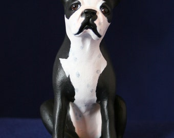 Custom Dog Sculpture Using Your Photos