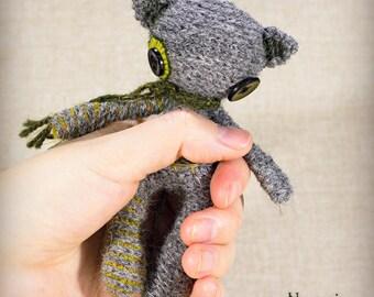 Nurmi - Original Handmade Little Cat/Collectable/Gift/Charm