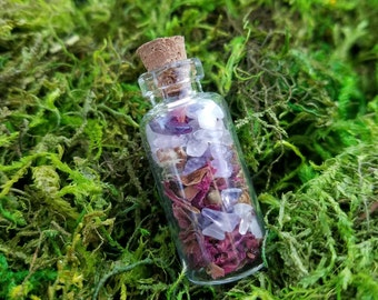 Mystical love potion