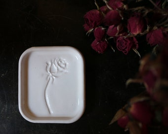 Rose Jewelry Tray
