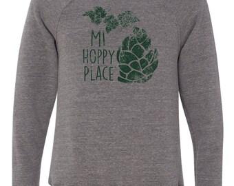 MI Hoppy Place Crewneck Sweatshirt