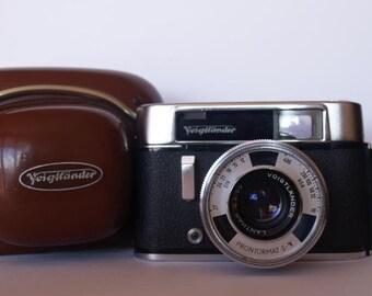 Camera voigtlander dynamatic 1959