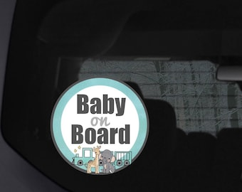 Sign, car sign, baby on board, baby on board sign, baby on board car, baby on board car sign, on board, baby car sign, window sign, car sign