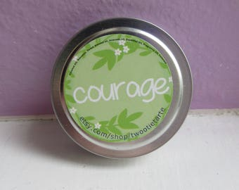 Courage Solid Perfume 1oz.