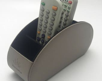 Luxury Homeze Remote Control Holder Caddy (Grey)