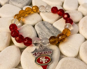 49ers Team Bracelet