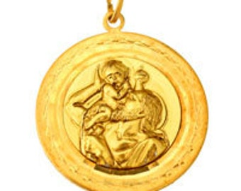Holy Father and Son Pendant (12pcs)
