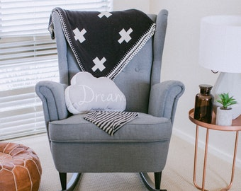 Rocking Chair Conversion [Black] Pre-order Mid June Dispatch