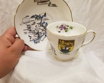 New Brunswick Teacup Set