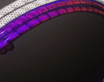 Custom Reflective Hula Hoop