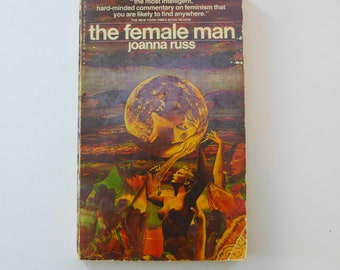 Vintage Feminist Science Fiction / the female man