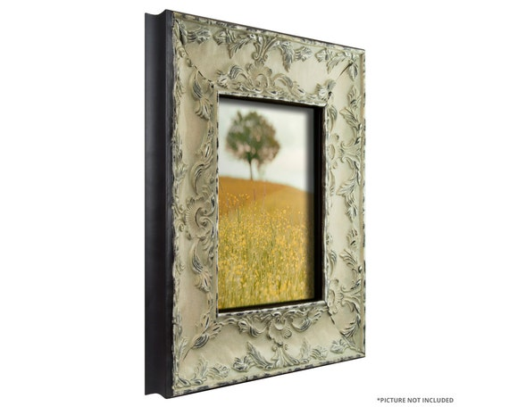 Craig Frames 12x16 Inch Antique Pewter Picture Frame