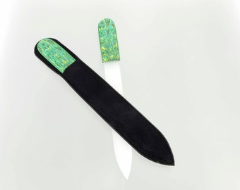 Embellished Crystal Nail File - Manicure Accessory - Personal Care Gift - Nail Salon