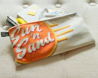 Sun and Sand - Carry-all Pouch