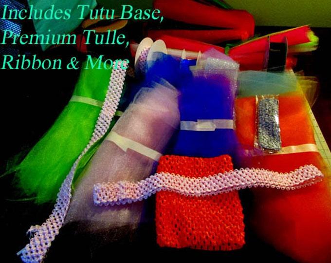 Basic Plus Tutu Kit