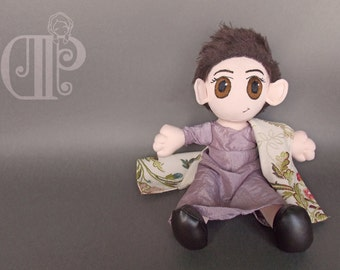 Fantine Les Miserables Plush Doll Plushie Toy Anne Hathaway