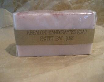 Sweet Bay Rose Soap Bar