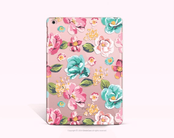 iPad Pro 9.7 Case Floral iPad mini 4 Case Rubber iPad Air 2 Case Floral Gold Rose iPad Cases Rubber iPad Mini 2 Case CLEAR iPad Mini 4 Case