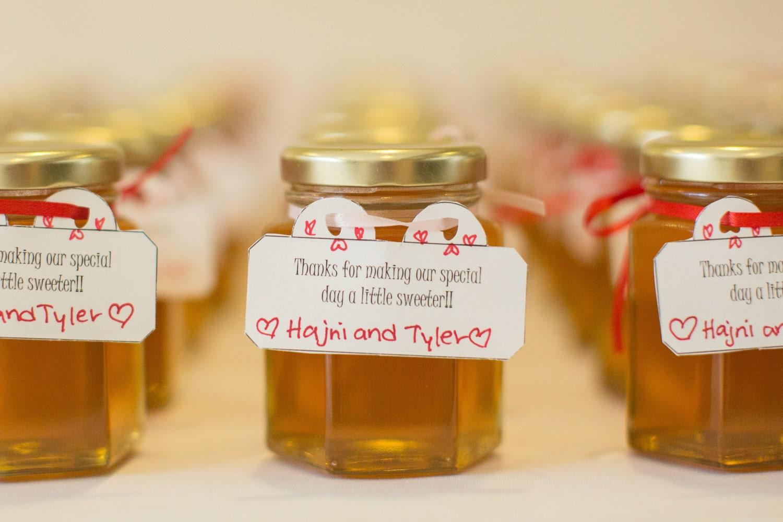 Honey Wedding Favors 48 Honey Jars Large 375 Oz110ml
